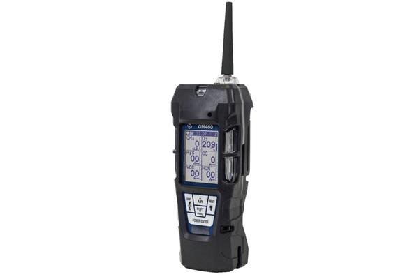 TSI 6-gas monitor