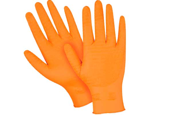 Ultra Gripper nitrile glove