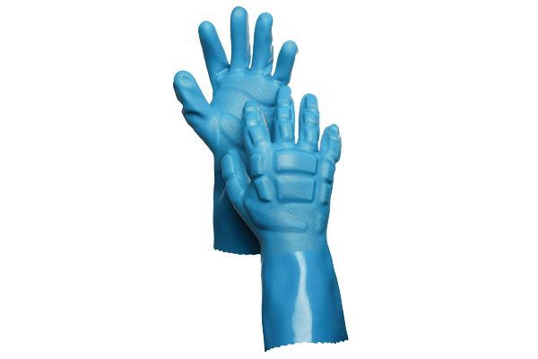 Metacarpal protection glove