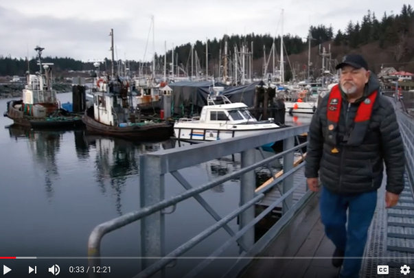 Fishing-industry safety video