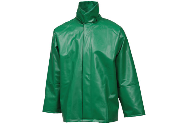 Chemical protection jacket