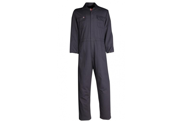 Vented coverall