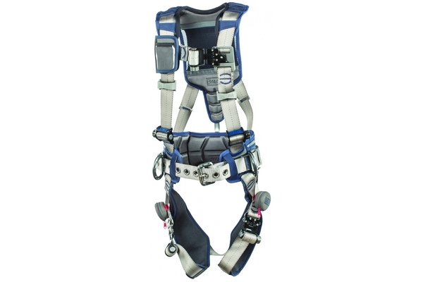 Data-driven harness