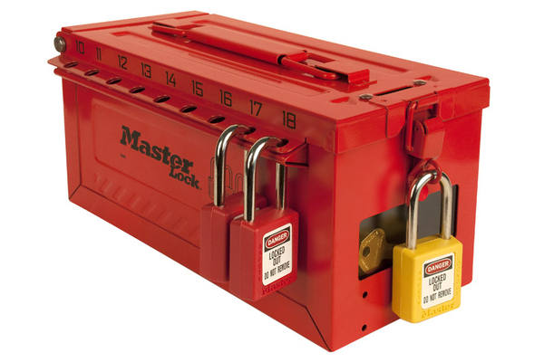 Group lock boxes
