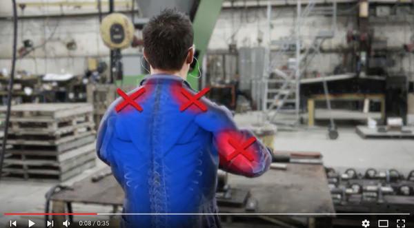 ergonomic video
