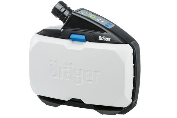 Draeger respirator
