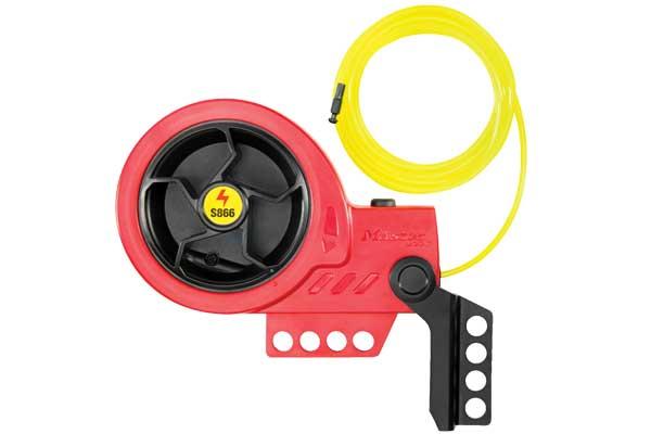 Masterlock retractable cable