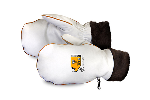 Endura winter mitts