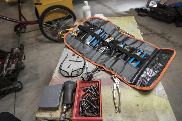 Ergodyne tool aprons