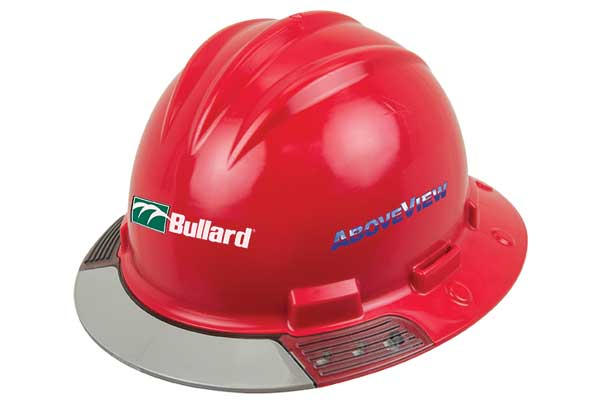 AboveView hard hat
