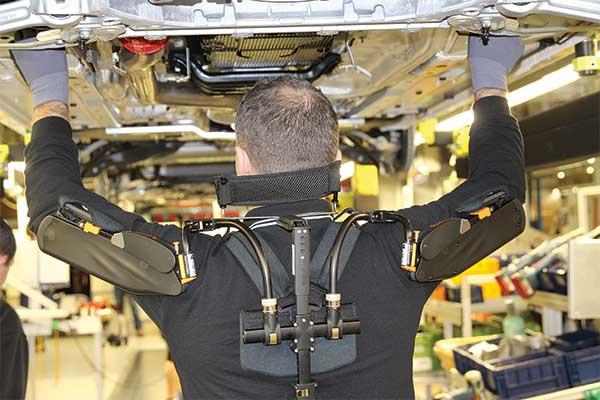 Airframe exoskeleton