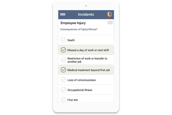 New IndustrySafe form