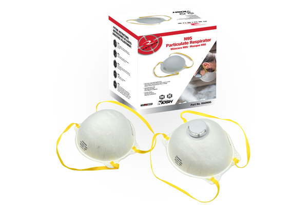 Radians enters particulate respirator market