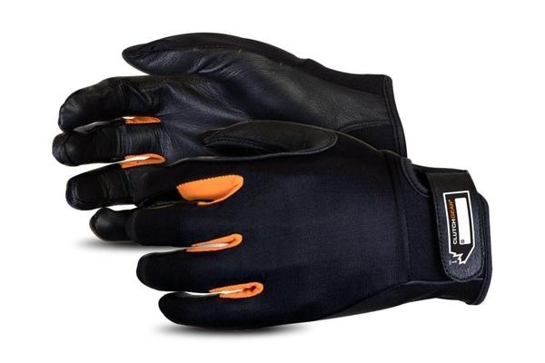 Slim cut-resistant mechanics glove