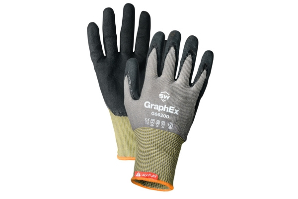GraphEx gloves