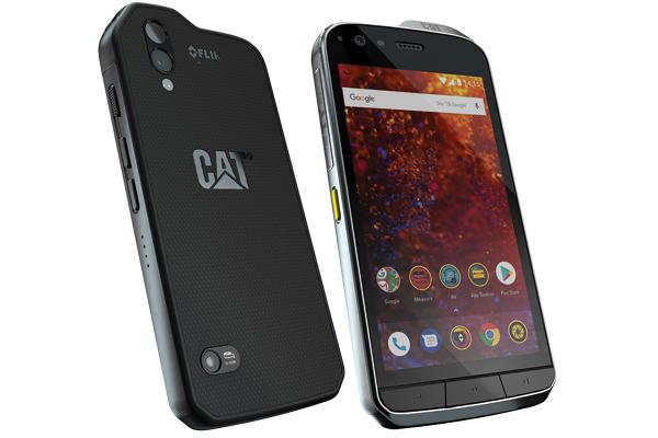 Rugged CAT smartphones