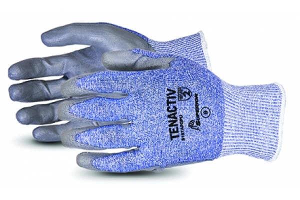 Composite knit cut resistant
