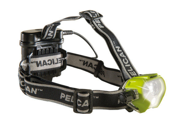 Headlamp for hazardous environments