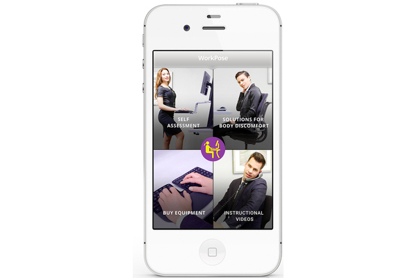 WorkPose app