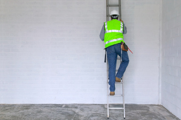 Have you inspected your portable ladder lately?