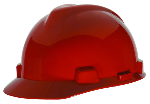 MSA Super-V hard hats