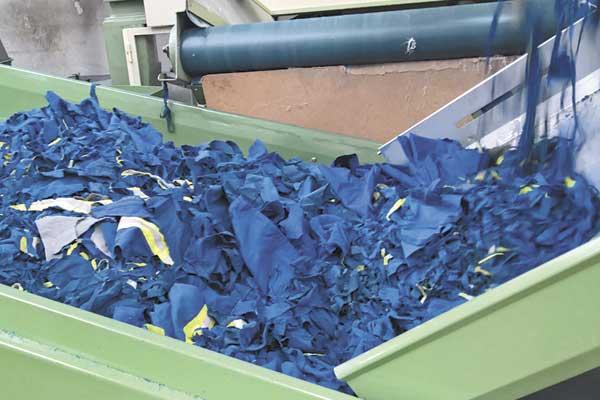 FR recycling program